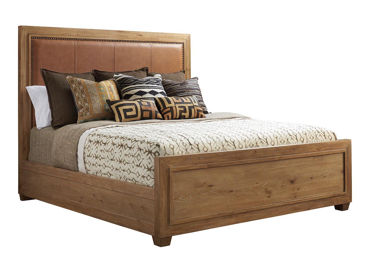 Super Antilles Upholstered Panel Bed Download Free Architecture Designs Ferenbritishbridgeorg