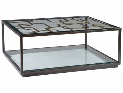 Moxie Rectangular Cocktail Table
