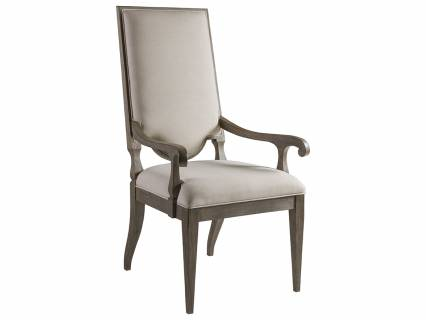Beauvoir Upholstered Arm Chair