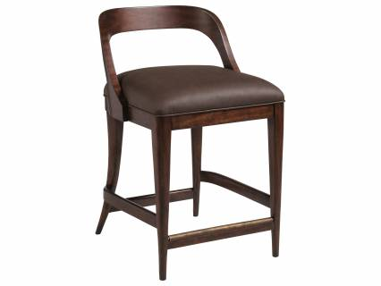 Beale Low Back Counter Stool