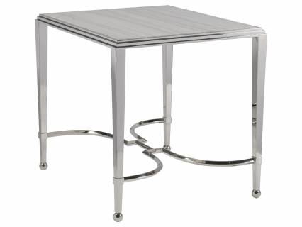 Ss Sangiovese End Table W/Mt