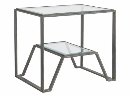 Byron Rectangular End Table