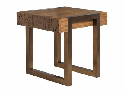 Canto End Table