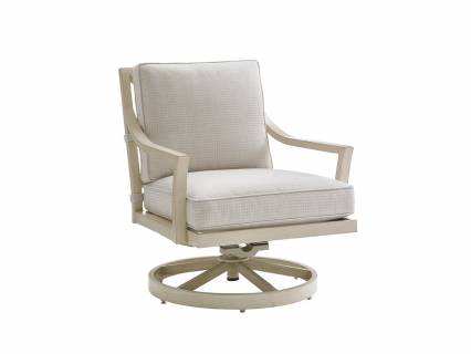 Swivel Tocker Lounge Chair
