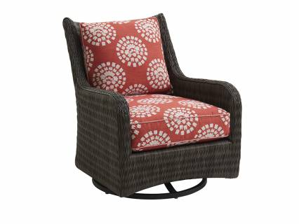 Occasional Swivel Glider Chair