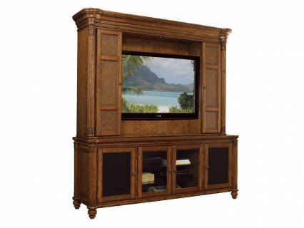Blake Island Entertainment Console