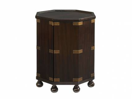 Pacific Campaign Accent Table