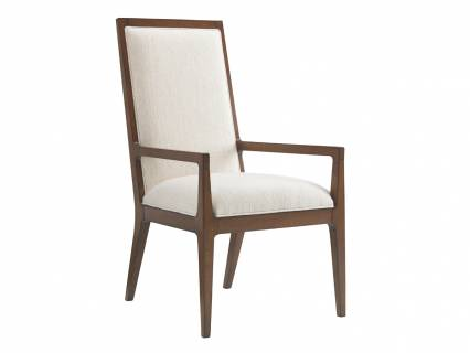 Natori Slat Back Arm Chair