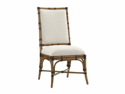 Summer Isle Upholstered Side Chair