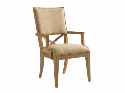 Alderman Upholstered Arm Chair