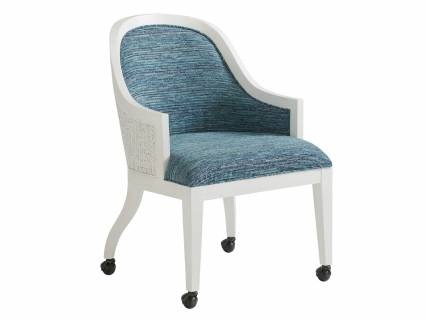 Bayview Arm Chair With Casters