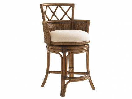 Kamala Bay Swivel Counter Stool