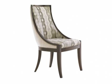 Talbott Upholstered Arm Chair