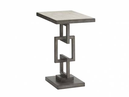 Deerwood Rectangular Side Table