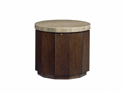 Glendora Drum Table