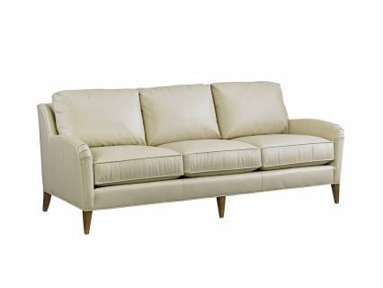 Coconut Grove Leather Sofa