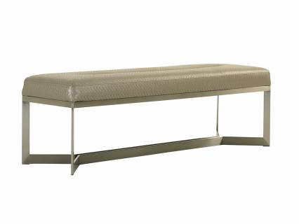 Amador Upholstered Bed Bench