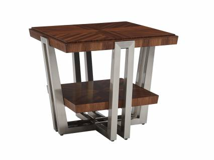 Gianni Square End Table
