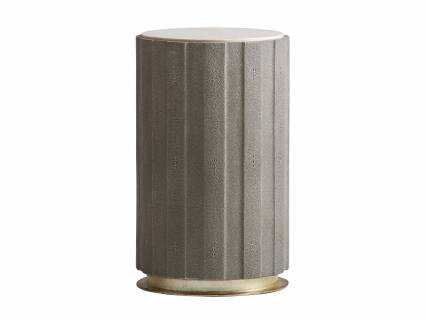 Chelsea Taupe Accent Table