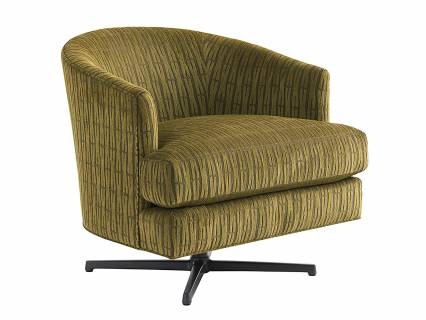 Graves Swivel Chair Charcoal Base