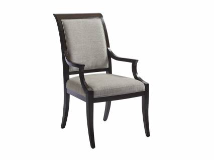 Kathryn Upholstered Arm Chair