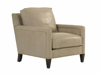 Foxboro Leather Chair