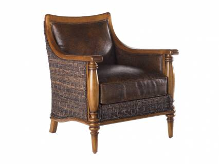 Agave Leather Chair