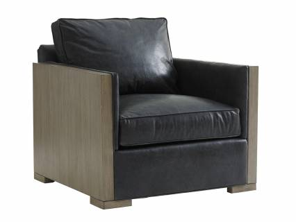 Delshire Leather Chair