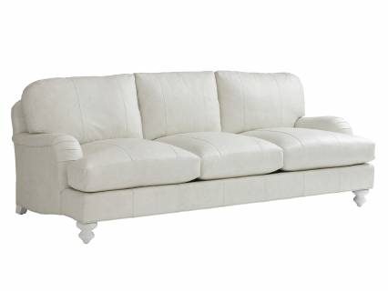 Gilmore Leather Arm Sofa